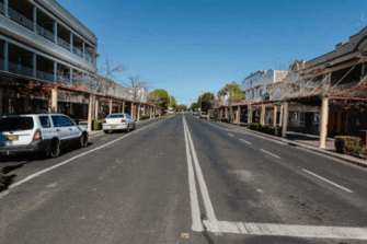 Moree, 10 days after its COVID exposure.