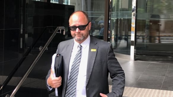 Barry Urban makes brief court appearance after pleading not guilty to fraud charges
