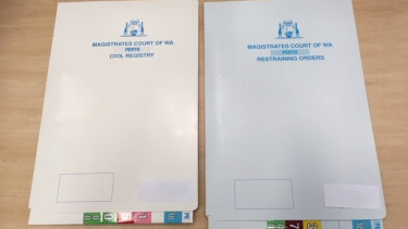 The customised file covers cost the Department of Justice $258,000.