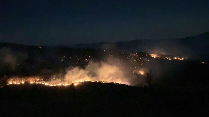 Evacuation order south-east of Toowoomba as heatwave brings peak fire danger - Sydney Morning Herald