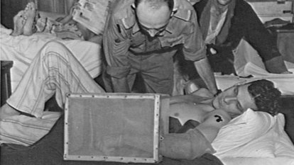 From the Archives: Australian army uses soldiers, Jews in experiments