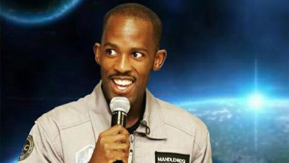 Man aiming to be first black African in space dies at 30