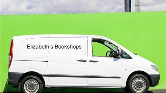 Freo to South Australia: Bookshop's stolen van found more 2700km away
