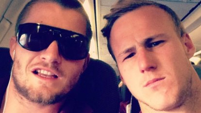 'I can't say how grateful I am': Two halves whole again as DCE, Foran reunite