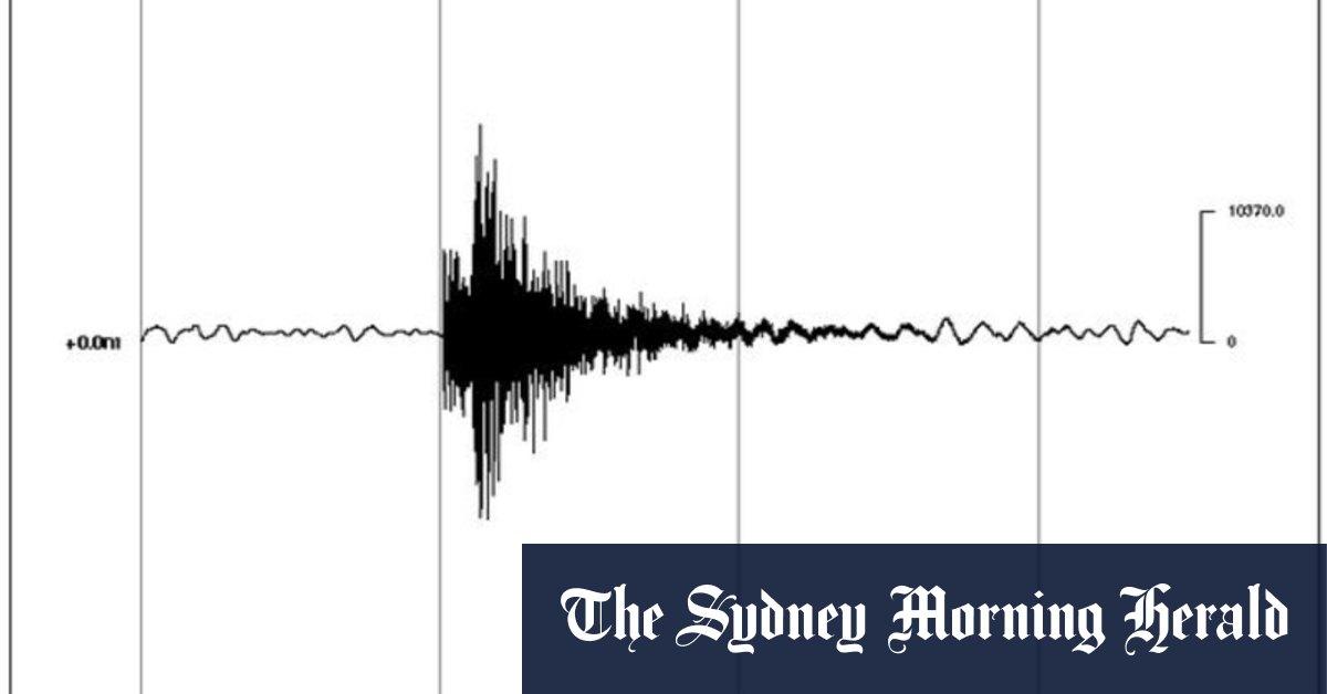 Magnitude 6.2 earthquake strikes Assam India – Sydney Morning Herald