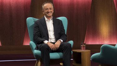 "Andrew Denton has ""axed"" Interview."