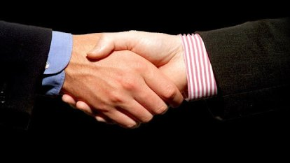 Post-viral life: Don't mourn the death of the handshake just yet