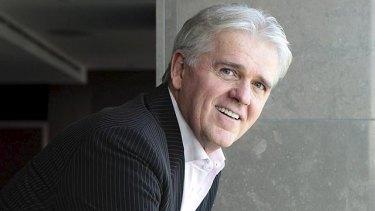 NBN Co chief executive Bill Morrow.