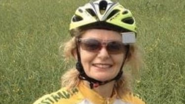 Carolyn Lister was killed on Tuesday.