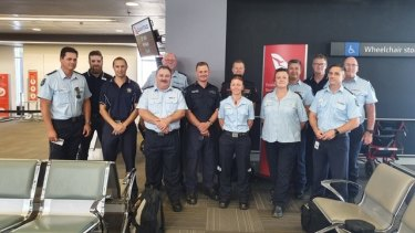 DFES support crews have been deployed to the Pilbara.