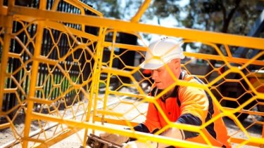 When COVID hit, 98 per cent of all premises in Australia were able to connect to the NBN.