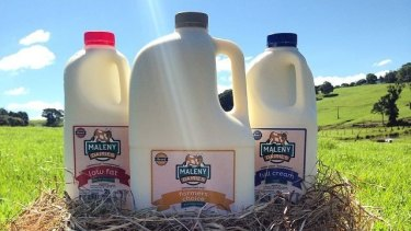 "One reason Maleny Dairies missed out was its ""low fat was not low fat enough"", according to owner Ross Hopper."