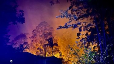 Queensland is battling at least 80 bushfires.
