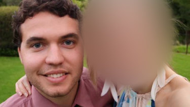 Primary school teacher Zane Vockler, 28, was allegedly stabbed by the mother of a student at Byron Bay Public School.