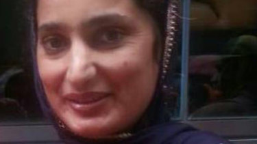 Parwinder Kaur was found burning outside her Rouse Hill home in December 2013.