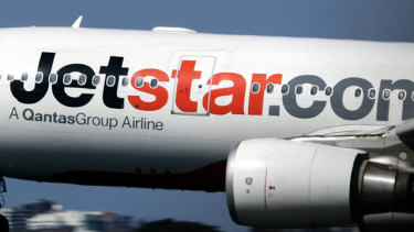 Several Jetstar domestic flights have been cancelled.
