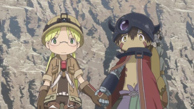 Catch Made in Abyss on AnimeLab.
