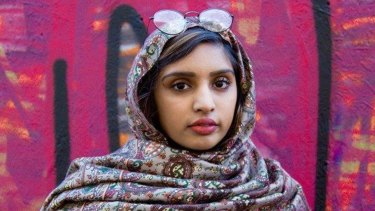 Amara Majeed, US Muslim activist falsely identified by Sri Lankan police as a terror suspect.