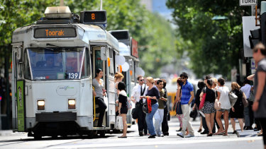 A tram strike looms.