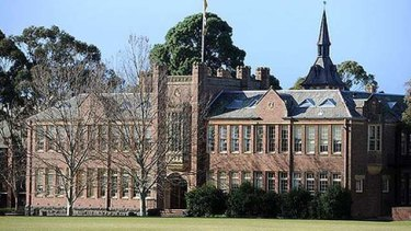 Geelong College.