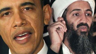 Barack Obama presided over the successful mission to kill Osama bin Laden.