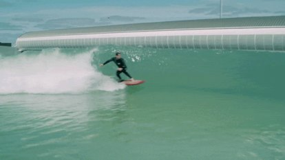 Artificial wave pools will revolutionise surfing - but not everyone's on board