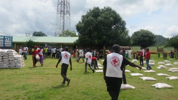 Red Cross pleads for hostages held by IS in Nigeria as deadline looms