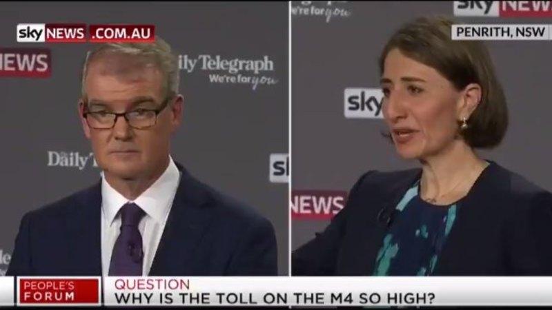 Labor leader Michael Daley stumbles over key details in final debate