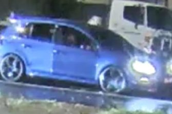 Police have released CCTV of several vehicles and people they are looking to identify as part of the investigation into a collision in Truganina