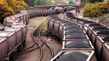 Aurizon has had a court victory over coal companies using its rail network.