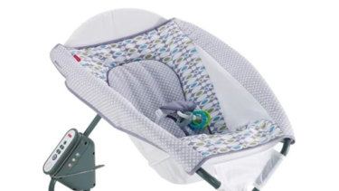 Fisher-Price Auto Rock 'n Play Sleeper.