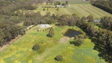 Former pro surfer Taj Burrow has bought a 4.5 hectare rural getaway in Yallingup.