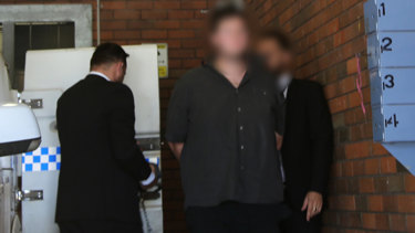 NSW Police arrested a man and two women in connection with an alleged dark web drug sales business.