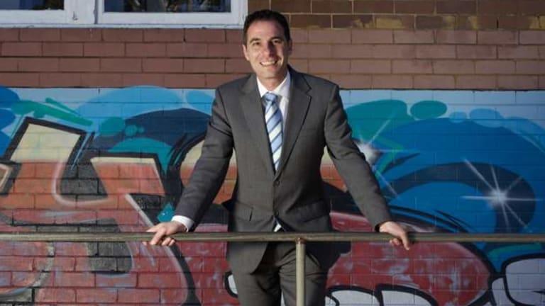 NSW Labor Education Minister Jihad Dib.
