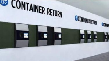 TOMRA will deliver 10 container refund depots in south-east Queensland by November 1.