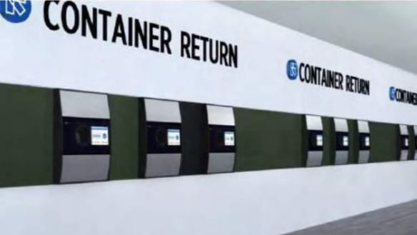 Locations of Brisbane's container-refund depots revealed