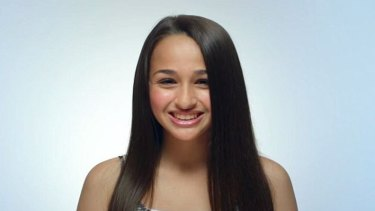 Transgender teen Jazz Jennings.