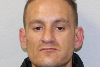 Joshua Hocking is wanted by police in relation to the fatal stabbing.
