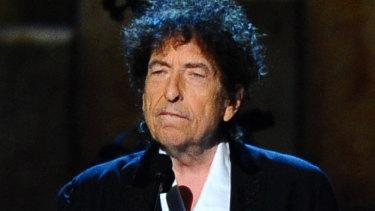 Unlike Elvis and John Lennon, Bob Dylan got to grow old.