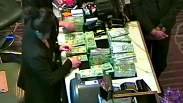 The NSW ILGA inquiry has examined this suspicious transaction in the private gaming room of one of Crown's largest junkets partners, Suncity.