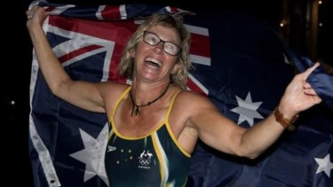 Michelle Lee is the first Australian woman to cross an ocean solo in a rowboat.