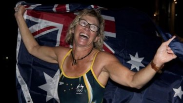 Michelle Lee became the first Australian woman to cross an ocean solo in a rowboat.