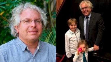 Murdoch University Associate Professor Gerd Schroder-Turk.