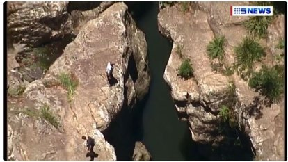 Rock pool where man drowned to stay closed, Defence says