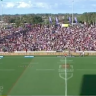 Crowd size and social distancing under review after Sunshine Coast NRL game