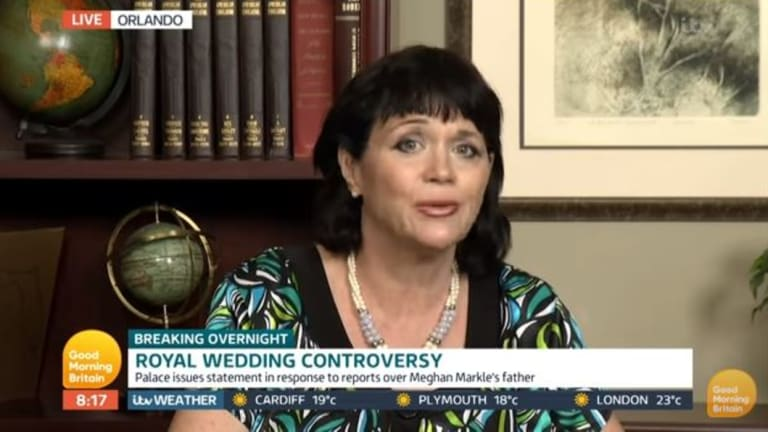 Meghan Markle's half-sister Samantha appeared on Good Morning Britain to defend her family.