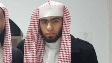 Isaak el Matari was arrested by counter-terrorism police on Tuesday.