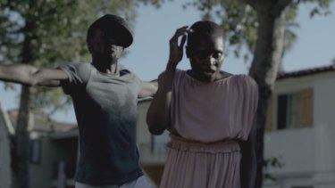 A still from Jay Z's 4:44 video.