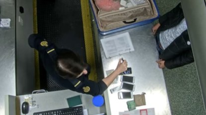 Taiwanese phone scammers sent packing from Brisbane Airport