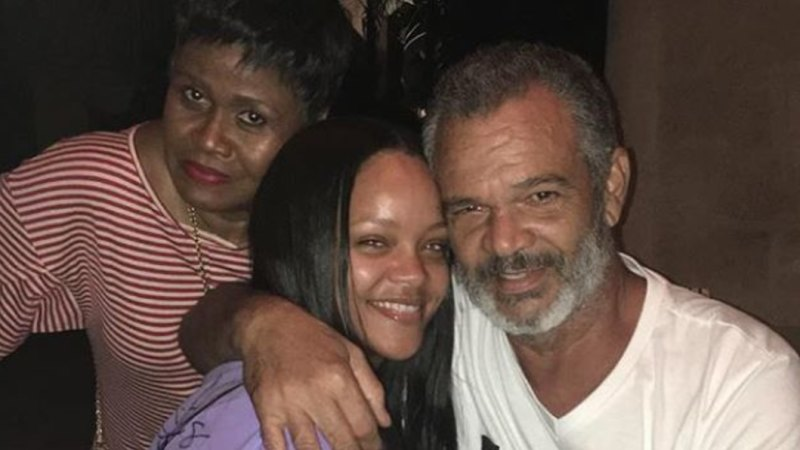 Rihanna sues father Ronald Fenty over use of their last name